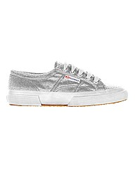 Superga Metallic Pumps