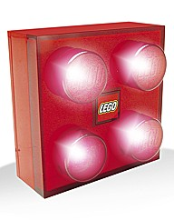 LEGO Brick Light Red