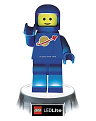 LEGO Blue Spaceman Torch