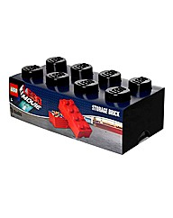LEGO Movie Black Storage Brick Box
