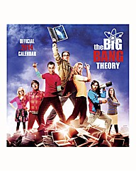 Big Bang Theory Calendars Square