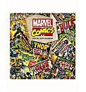 Marvel Retro Classic Calendars Square