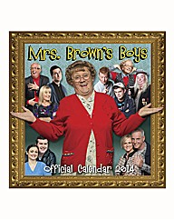 Mrs Browns Boys Calendars Square
