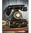 Golden Days Telephone Moneybox