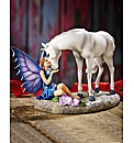 Lisa Parker Fairy & Unicorn Kiss Figure