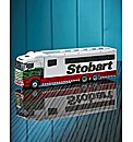 Die Cast Eddie Stobart Scania Horsebox