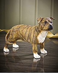 Brindle Staffordshire Ornament