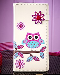 Spotty Owl Ladies Purse