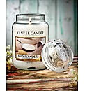 Yankee Candle Baby Powder Candle