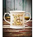 Personalised Moon Bear Loving Cup