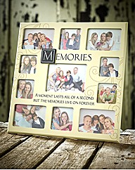 Memories Collage Frame