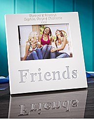 Personalised Friends Photo Frame