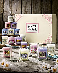 Yankee Candle Floral Senses Votive Set