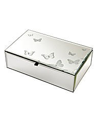 Together Mirrored Jewellery Box