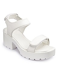Chunky Strap Sandals