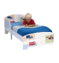 Vehicles Boys Toddler Bed