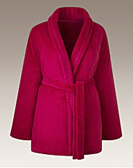 Pretty Secrets Fluffy Fleece Cardigown