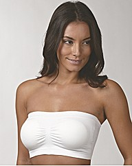 Naturally Close Pack of 3 Bandeau Tops