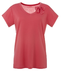 Pretty Secrets Bow T-Shirt