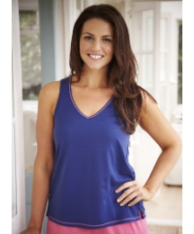 Shapely Figures Vest Top