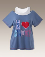Pretty Secrets Slouch T Shirt