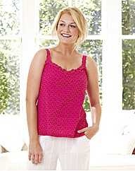 Pretty Secrets Support Camisole Top