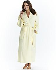 Pretty Secrets Waffle Gown L50