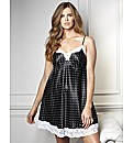 Splendour Spotty Babydoll L31