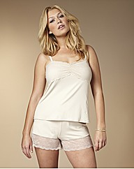 Naturally Close Camisole & Knickers Set