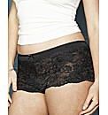 Naturally Close Lace Shortie