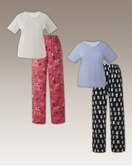 Shapely Figures Pack of 2 Pyjamas L71