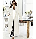 Joanna Hope Waffle Fleece Gown L42