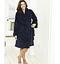 Joanna Hope Waffle Fleece Gown L42