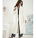 Joanna Hope Waffle Fleece Gown L50