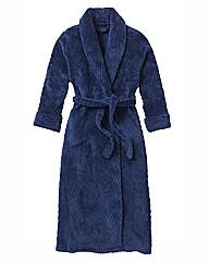 Joanna Hope Waffle Fleece Gown L50