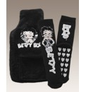 Betty Boop Hot Water Bottle and Sock Set