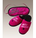 Simply Be Slipper and Eye Mask Set