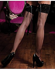Seven Til Midnight Fishnet Tights