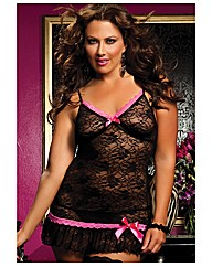 Seven Til Midnight Naughty Chemise