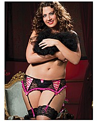 Seven Til Midnight Garter Belt