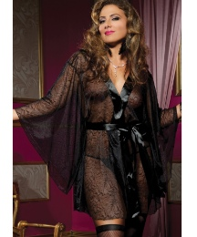 Seven Til Midnight Secret Affair Robe