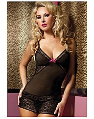 Seven Til Midnight On The Prowl Chemise