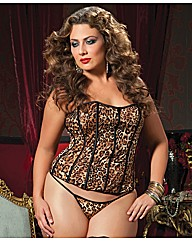 Seven Til Midnight Basic Instinct Corset