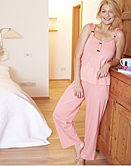 Pretty Secrets Pack of 2 Cami Pyjamas