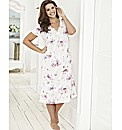 Miliarosa Print Nightdress L42