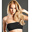 Comfortisse Strapless Padded Bra Top
