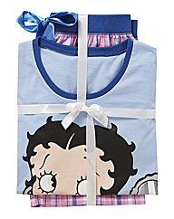 Betty Boop Looking Good Pyjama Set