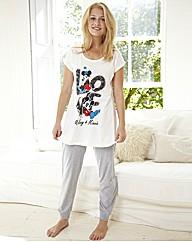 Minnie For Mickey Pyjamas