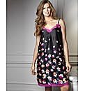 Splendour Print Chemise Length 38in