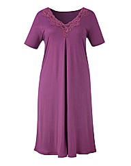 Pretty Secrets Nightdress Hot Pink